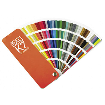 RAL K7 Colour Chart Fan Deck