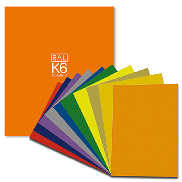 RAL K6 - Colour binder